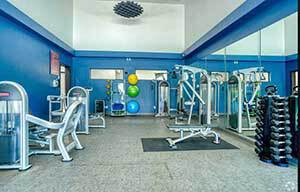 Ritiro Apartment Community Gym in Peccole Ranch Nevada Apartment Photo