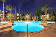 Ritiro Apartments in Peccole Ranch Las Vegas Nevada Community Pool Photo